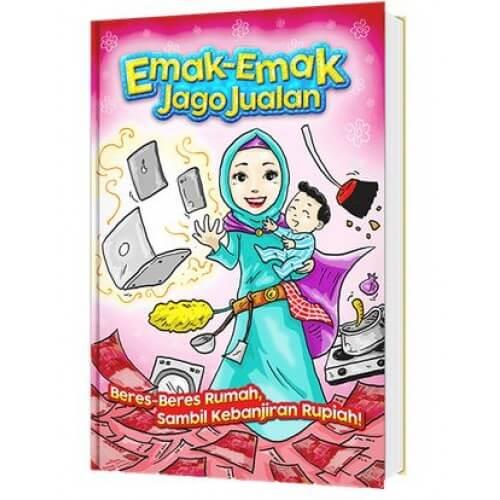 Emak-Emak Jago Jualan
