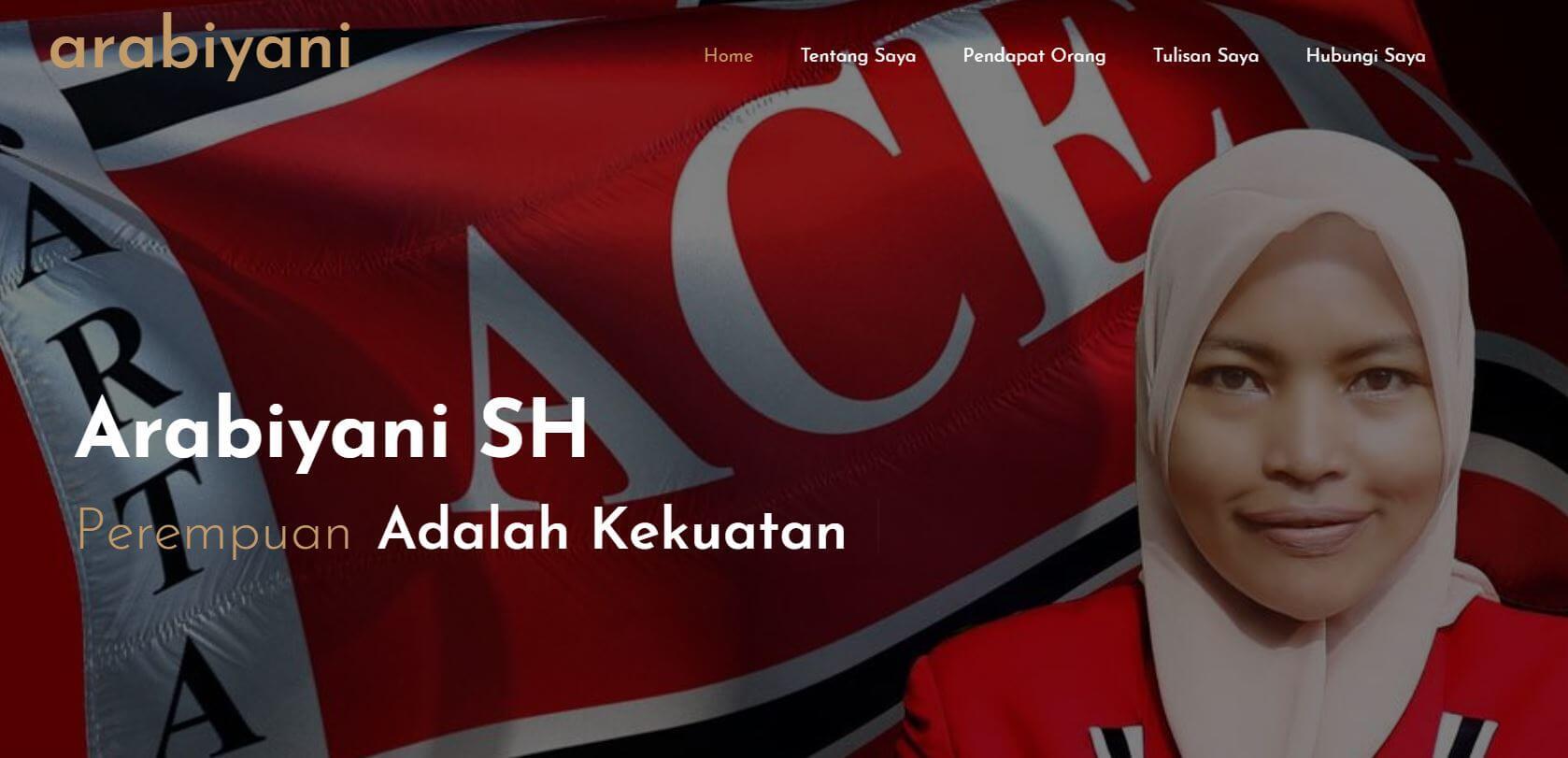 arabiyani website